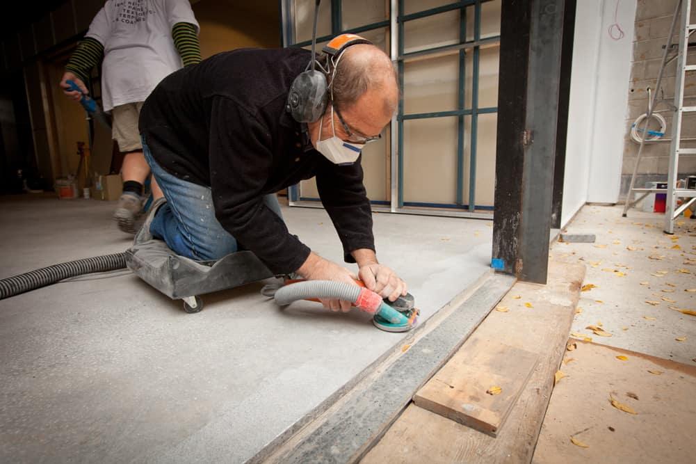 Floor preparation gallery monterrazzo monterrazzo for Oxigen adelaide